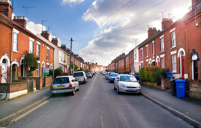 The housing stock is predominantly Victorian; terraced properties built between the 1860s and early 1900s, at a time when Norwich was expanding rapidly