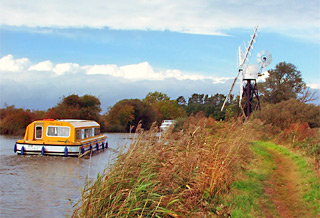 Photo of the Norfolk Broads, by Scenic Norfolk
